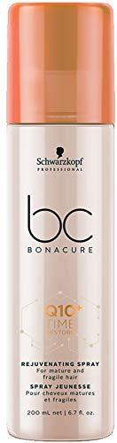 Schwarzkopf Bc Time Restore Q10+ Rejuvenating Spray, 200 ml
