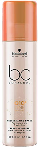 BlackKOPF Bonacure Q10+ Time-Reserverter-Spray, 200 ml