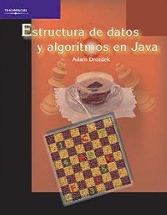 Estructura De Datos Y Algoritmos En Java Data Structures