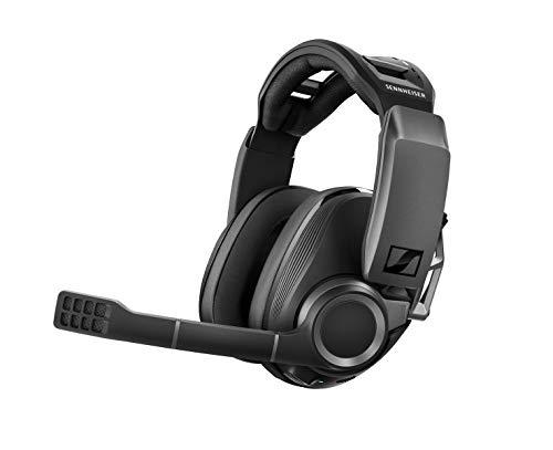 Sennheiser GSP 670 Wireless Gaming Headset, Low-Latency Bluetooth, 7.1 Surround Sound,...