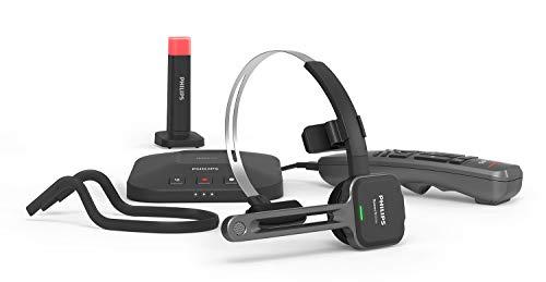 Philips PSM6500 Speechone - Kabelloses Headset inkl. Headset, Dockingstation, Statuslicht, Fernbedienung