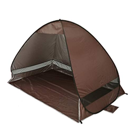 Best art Automatic Portable Canopy Sun Shade Shelter Tent Beach up Camping Fishing Hiking Anti-UV Fully Sun Shade