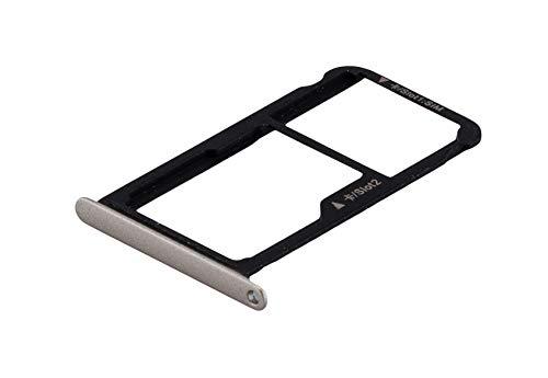 ICONIGON Ersatz für P10 Lite Dual (was-LX1) SIM/SD-Kartenhalter (Gold)