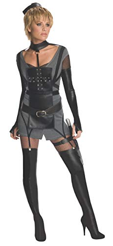 Secret Wishes Womens Sucker Punch Rocket Costume, Black, X-Small - http://coolthings.us