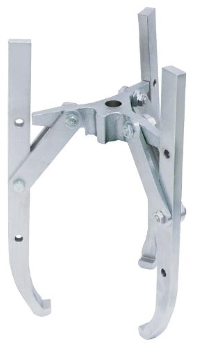 ペナルティパスタ勘違いするOTC (1066) Hydraulic Grip-O-Matic Puller - 17-1/2 Ton 3 Jaw [並行輸入品]