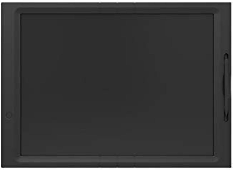 20-Zoll-Grafiktablett (A3-Format) progressive Strichstrke, wiederverwendbar, zum Zeichnen, Schreiben, Notizen und Memo, Zahlen, Stencil Gift (schwarz)