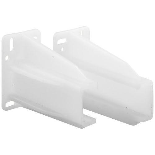Enjoyable Prime Line R 7227 Rear Drawer Track Socket Nylon White Download Free Architecture Designs Embacsunscenecom