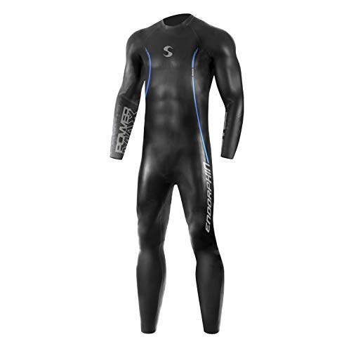 Synergy Endorphin Men's Full Sleeve Triathlon Wetsuit (M1)