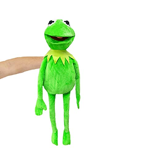 The Muppet Show 60Cm Kermit Frog Puppets Plush Toy Doll Stuffed