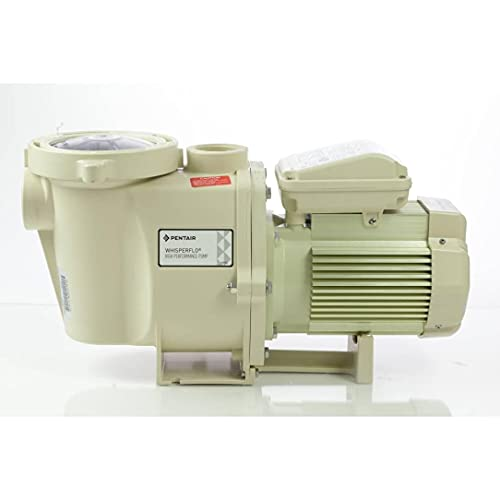 WhisperFlo High Performance Pump 1HP EC