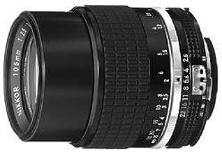 Nikon 105mm f/2.5 Ai-S Manual Focus Lens