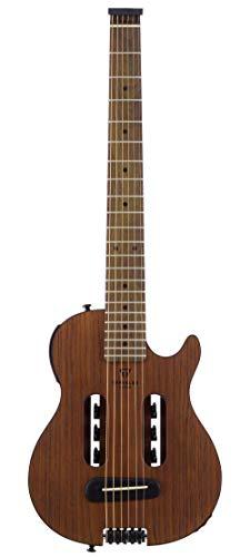 Traveler Guitar 6 cuerdas de escape Mark III (caoba), derecha, (MK3 MHS)