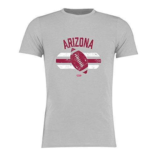 BRAYCE® Arizona T-Shirt I Football Shirt Größe S - 3XL I American Football Style für Footballspieler und Fans (3XL)