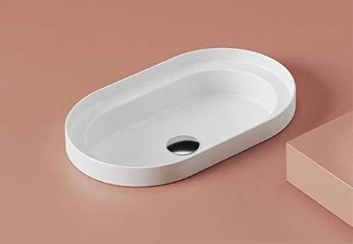 Artceram Fuori Scala lavabo ovale appoggio/incasso TFL033 01; 00
