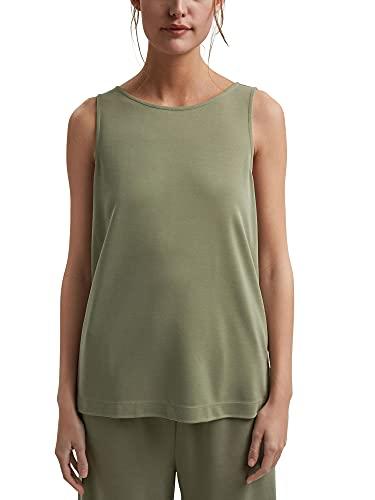 ESPRIT Mit Modal: ärmelloses Shirt