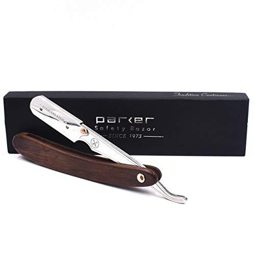 Parker Rasiermesser mit Holzgriff (SRDW) für 2019