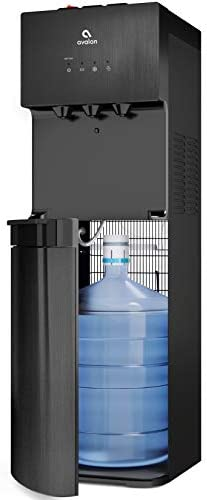 Avalon A3BLK Self Cleaning Bottom Loading Water Cooler Dispenser 3 Temperature UL Energy Star product image