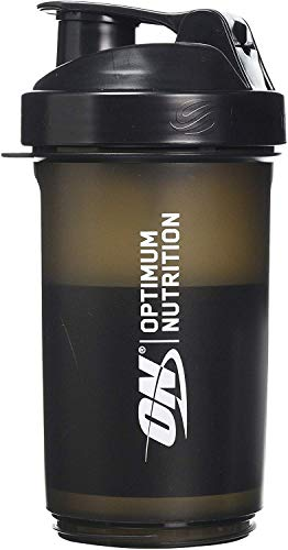 Optimum Nutrition Optimum Nutrition Smart Shaker mit Ablagefach, 800 ml