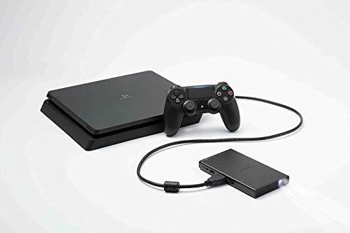 Sony MP-CD1 Portable Pico , Pocket- Sized, HDMI/MHL, DLP, Short-Throw, 120 Screen, 5000mAh Built-in Battery, Built-in Speaker, WVGA 854 x 480 6