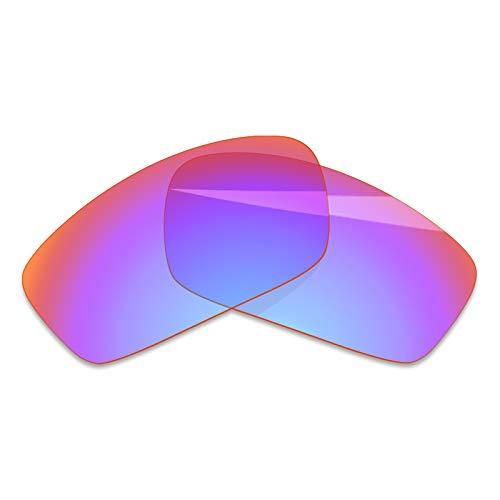 BlazerBuck - Lentes de repuesto polarizadas antisal para gafas de sol Oakley Splinter