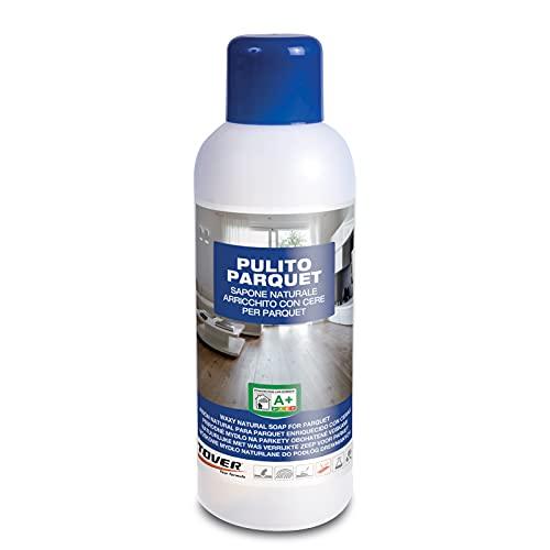 Tover PULITO PARQUET 1 L | Detergente naturale per parquet