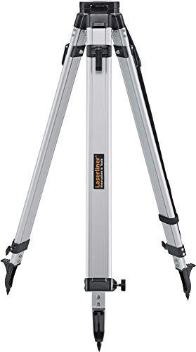 Laserliner 080.02 platte kop statief 5/8 hoogte (max.)=160 cm