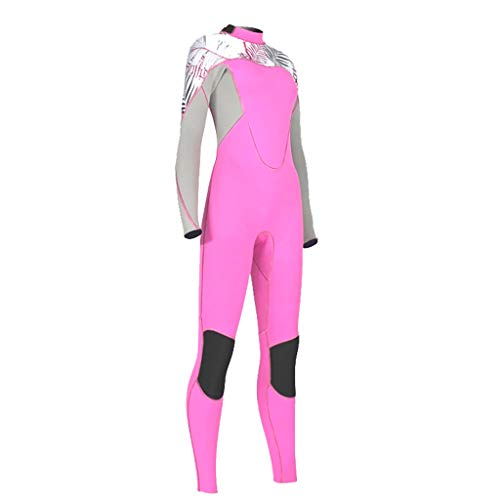 Buy Bargain YEZIJIN Women's Stretch Full Body Wetsuit Surf Swim Diving Steamer Wetsuit top Long/Shor...
