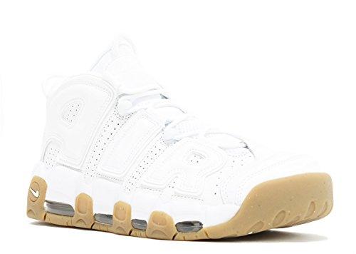 Nike Air More Uptempo Zapatillas de baloncesto para hombre, color, talla 42.5 EU
