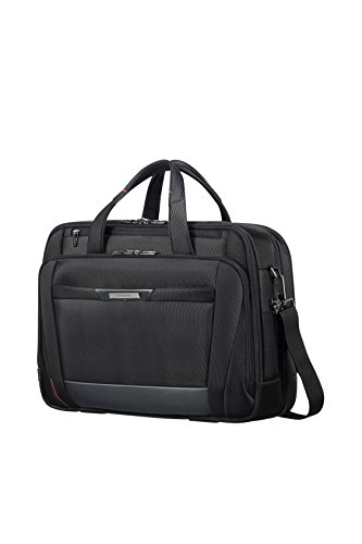 Samsonite PRO-DLX 5 - Bailhandle Expandable for 17.3' Laptop 24.5/31L, 1.7 KG...