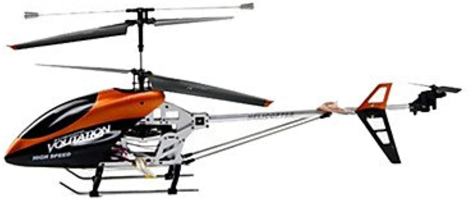Double Horse RC Helicopter 75cm 3.5 Channel Metal Gyro Volitation DH 9053