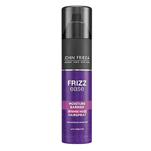 John Frieda Frizz-Ease Moisture Barrier Intense Hold Hairspray, 250ml