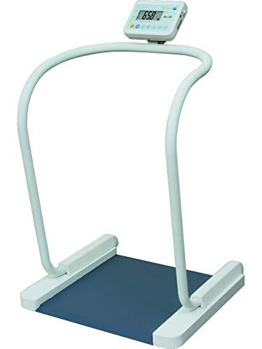 車椅子用体重計PW-650A �澗ニタ(sa05230356)【台】