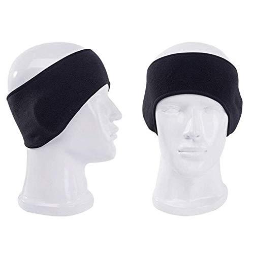 Dioche Sporthoofdband, uniseks outdoor sports haarband winter oor mof warme hoofdband hoofd dragen volwassenen