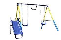 Best Backyard Swing Sets 2018 2019 Reviews And Buyer S Guide