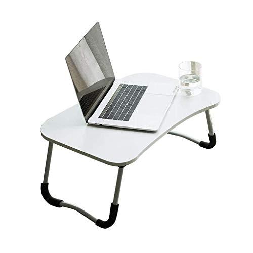 Computadora portátil Regazo Mesa de Cama Escritorio Soporte para portátil Plegable portátil Desayuno Estudiantes Estudio