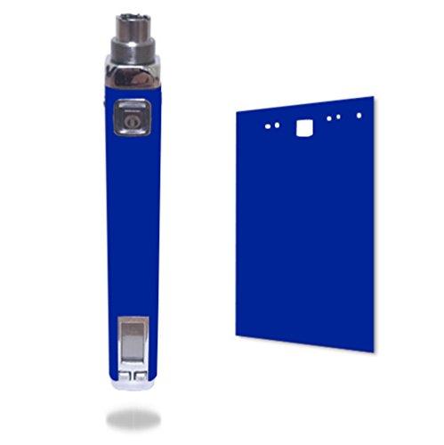 Decal Sticker Skin WRAP Solid Blue Color for Innokin iTaste VV V3.0