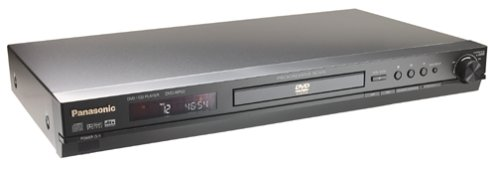 Best Price Panasonic DVD-RP62K Progressive-Scan DVD Player
