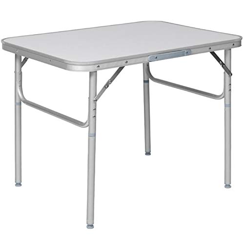 Table de Camping, Pliante, en Aluminium, Portable,...