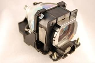 Panasonic PT-AE900U projector lamp replacement bulb with housing replacement lamp by Shopforbattery
