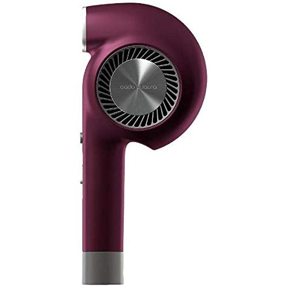 引き出しレギュラー正直カドークオーラ BD-E1-BG ヘアードライヤー Triple Treatment Hair Dryer バーガンディ [国内専用]