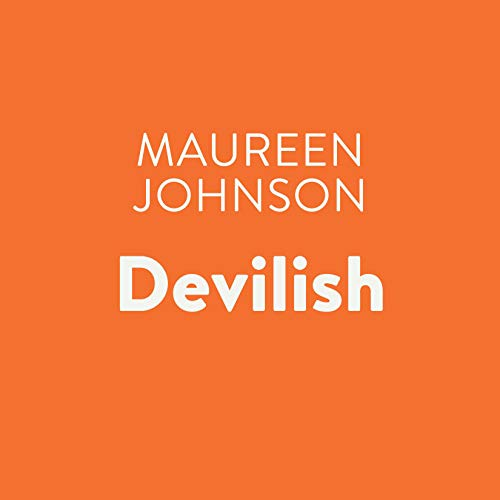 Devilish audiobook cover art