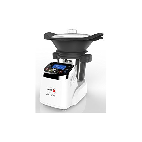 FAGOR FG 510 GRAND CHEF Robot cuiseur multifonction, 1500 W, 3 liters, Blanc