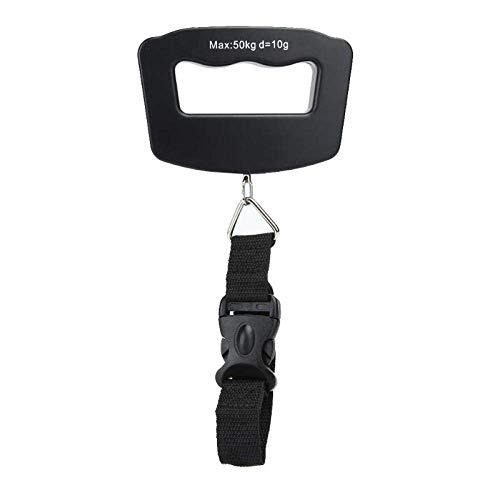 Keuken Thuis Multifunctionele Multifunctionele Mini Weegschaal 50Kg/10G Mode Koffer Bagage Hangende Handheld Weegschaal LCD Draagbare Digitale Elektronische Weegschaal Steelyard-Hook