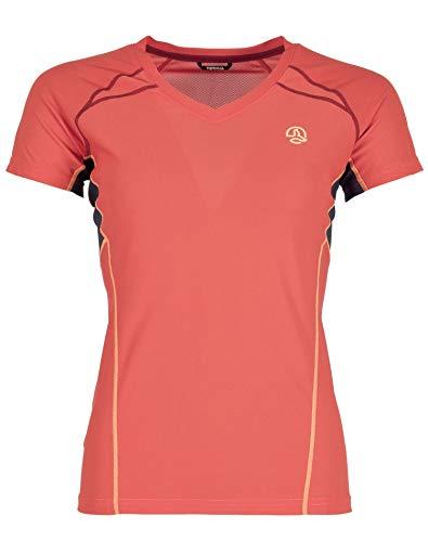 Ternua Kanpu Camiseta, Mujer, Light Magma, S