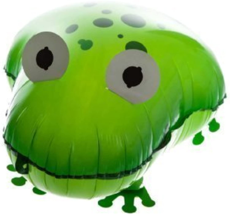Frog Animal Walking Balloon Party Foil Balloons by TGO