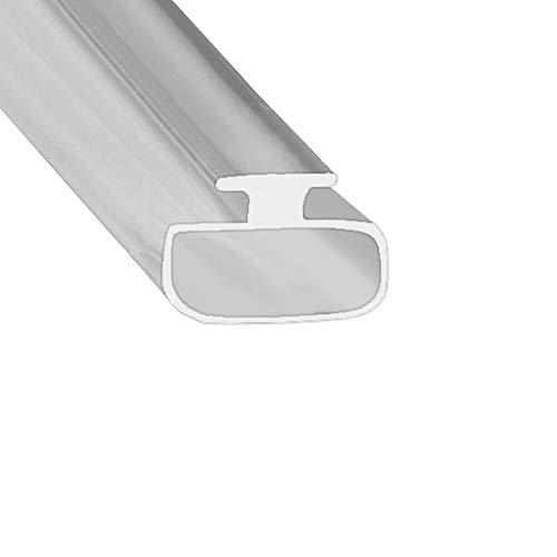 Weiche, flexible Gummi-Duschdichtung für Doppelklapptüren & Duschwände, passt in Kanal - BIF051