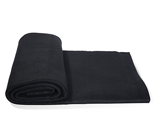 Large 4 x 6 Welding Blanket plumbing shield heat molten slag fiber cloth carbon