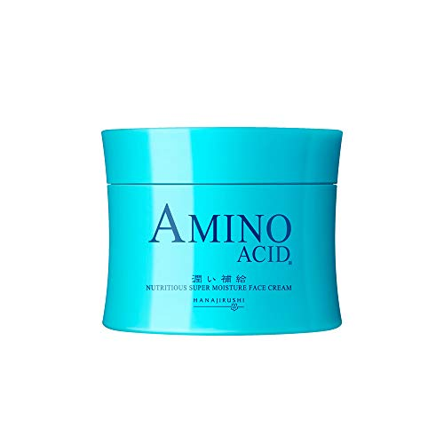花印浸潤保湿フェイスクリーム80g乾燥による小じわ・肌荒れ対策3種のセラミド&11種のアミノ酸配合