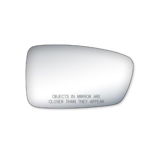 Fit System Passenger Side Mirror Glass, Hyundai Sonata, (w/o Turn Signal)