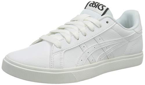 ASICS Classic Ct, Scarpe da Basket Uomo, Bianco (White/White 101), 40.5 EU
